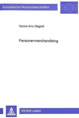 Personenmerchandising