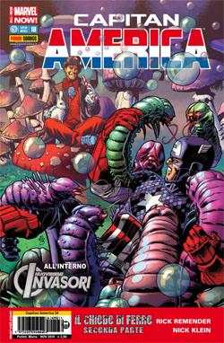 Capitan America #18 Marvel Now!
