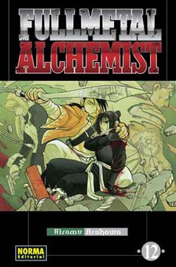 Fullmetal alchemist #12 (de 27)