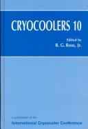 Cryocoolers: v. 10