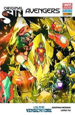 Avengers n. 36