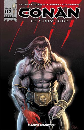 Conan el Cimmerio #7 (de 17)