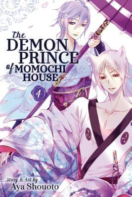 The Demon Prince of Momochi House 4
