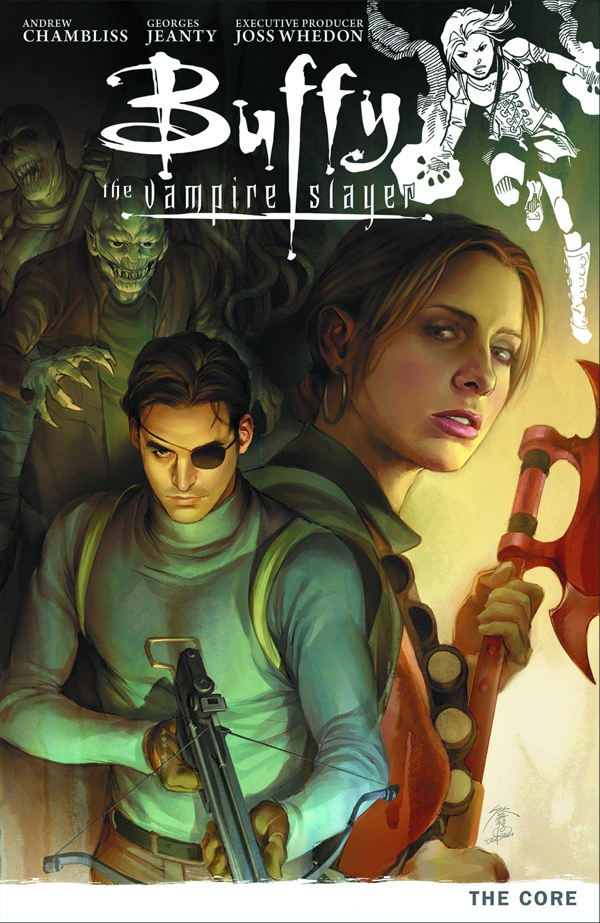 Buffy the Vampire Slayer: Season 9, Vol. 5