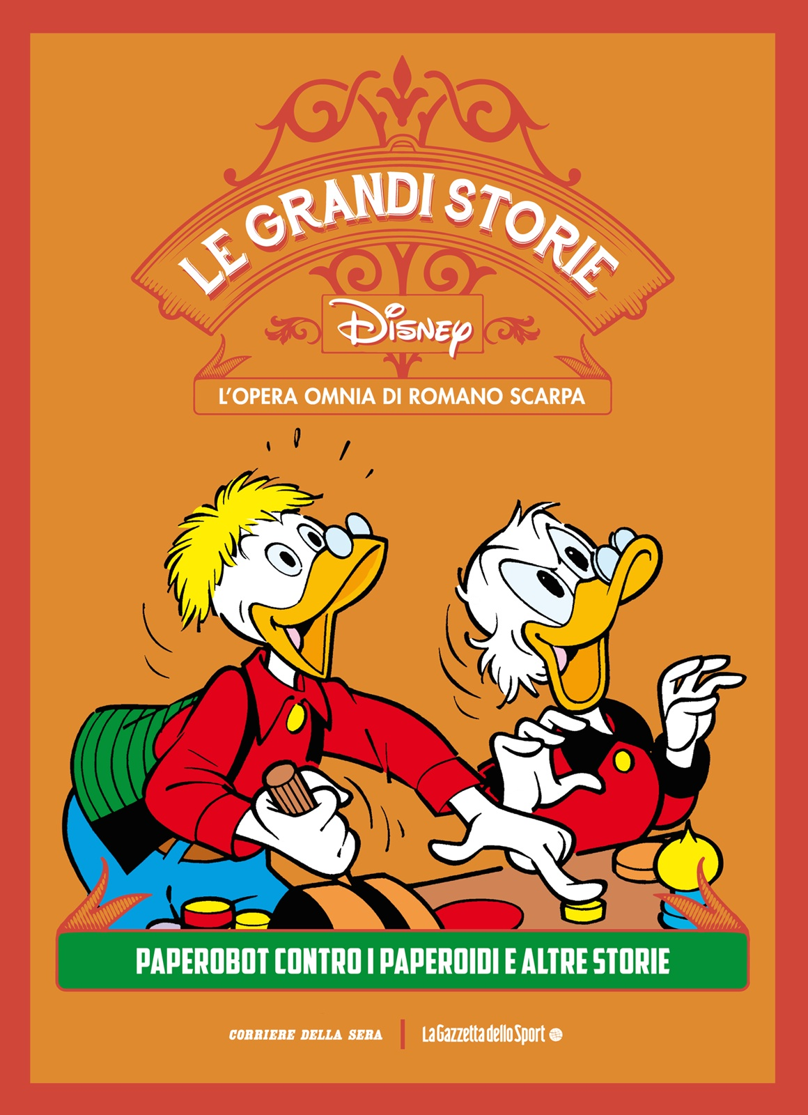 Le grandi storie Disney - L'opera omnia di Romano Scarpa vol. 36