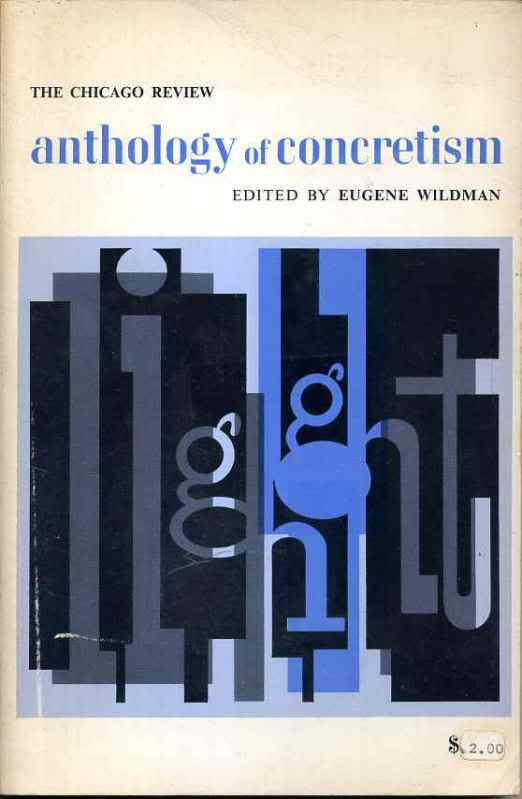 Anthology of Concretism