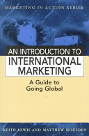 An introduction to international marketing