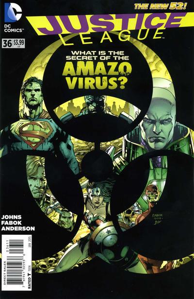 Justice League Vol.2 #36
