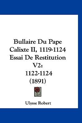 Bullaire Du Pape Cal...