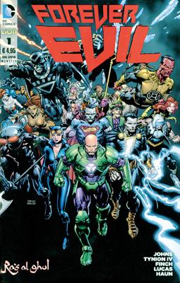 Forever Evil n. 1