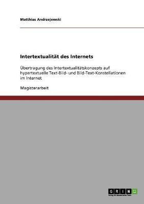 Intertextualität des Internets