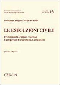 Le esecuzioni civili