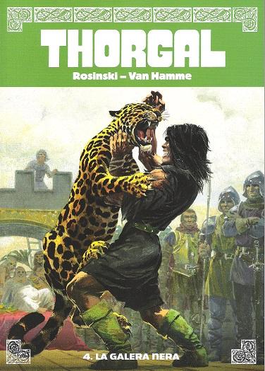 Thorgal n. 4