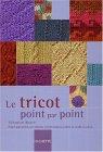 Tricot point par point