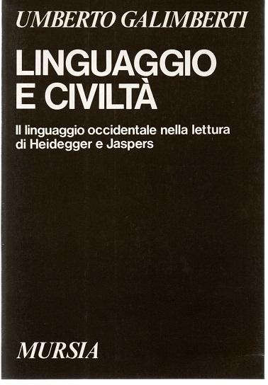 Linguaggio e civilt�...