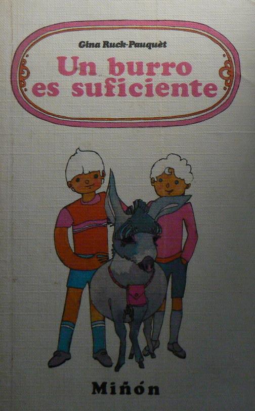 Un burro es suficiente