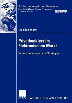 Privatbankiers Im Elektronischen Markt