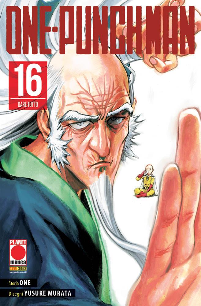 One-Punch Man vol. 16