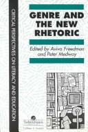 Genre and the New Rhetoric