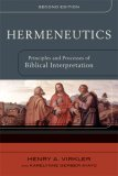 Hermeneutics,