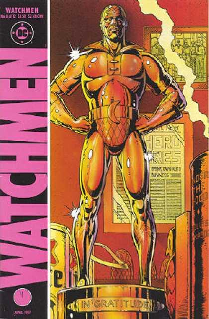 Watchmen - Vol 8