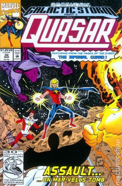 Quasar Vol.1 #32