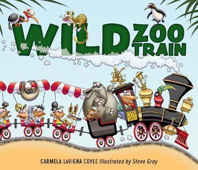 Wild Zoo Train