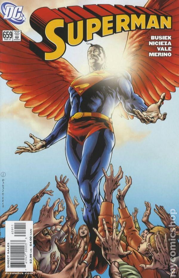Superman Vol.1 #659