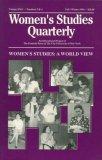 Women's Studies, a World View