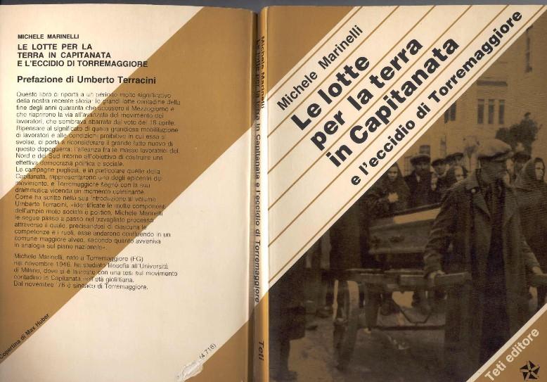 Le lotte per la terra in Capitanata e l'eccidio di Torremaggiore (1943-1949)