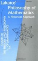 Lakatos' philosophy of mathematics