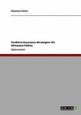 Portfolio-Insurance-Strategien für Aktienportfolios