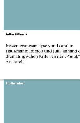 Inszenierungsanalyse von Leander Haußmann