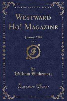 Westward Ho! Magazine, Vol. 2