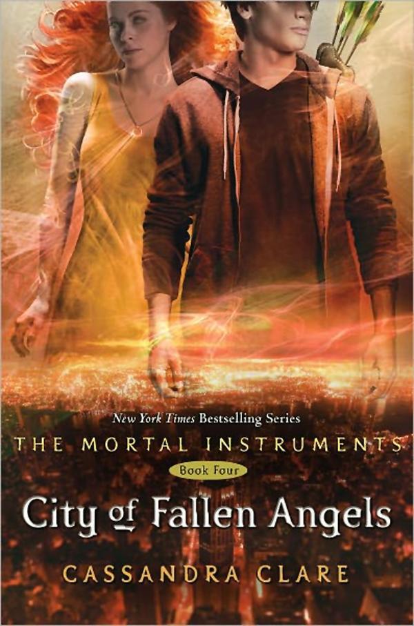 City of Fallen Angel...