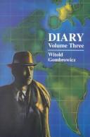 Diary Volume 3