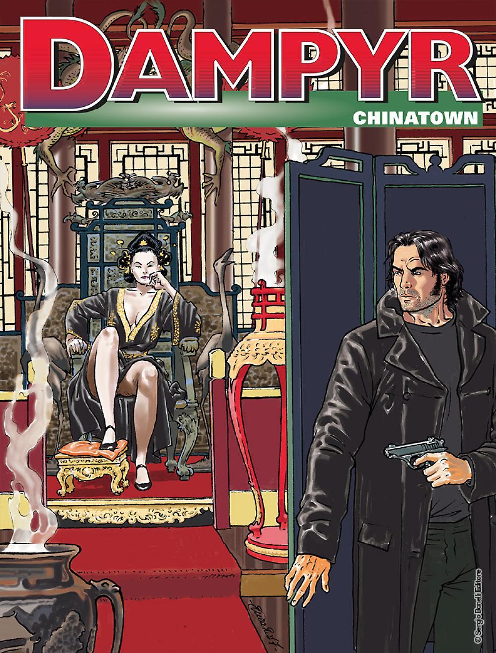 Dampyr n. 215