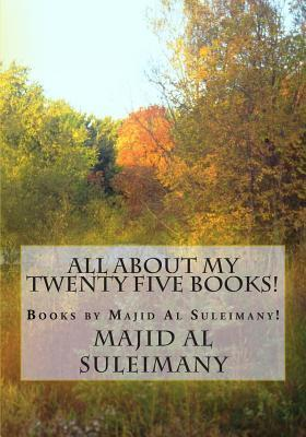 All About My Twenty Five Books!