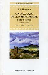 Un ragazzo dello Shropshire
