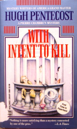 With Intent to Kill