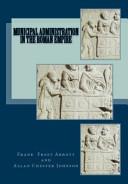 Municipal Administration in the Roman Empire