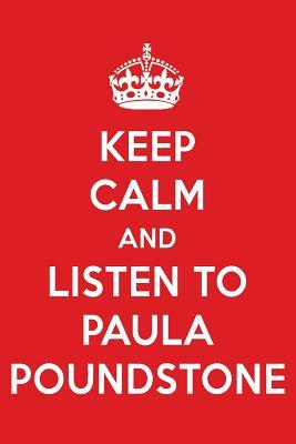 Keep Calm And Listen To Paula Poundstone