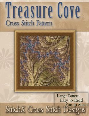 Treasure Cove Cross Stitch Pattern