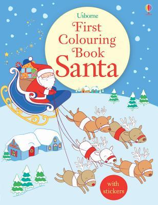 First Colouring Book...