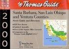 Thomas Guide Santa Barbara, San Luis Obispo and Ventura Counties