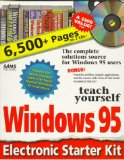 Teach Yourself Windows 95 Electronic Starter Kit