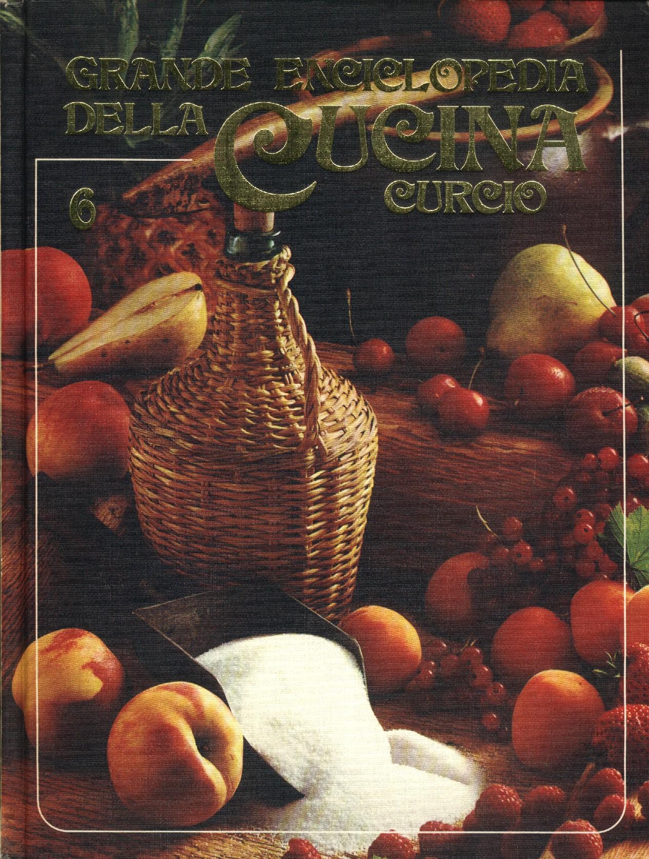 Grande Enciclopedia della Cucina Vol. 6 (cer-con)