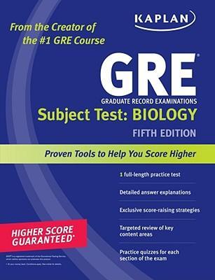 Kaplan GRE Subject Test