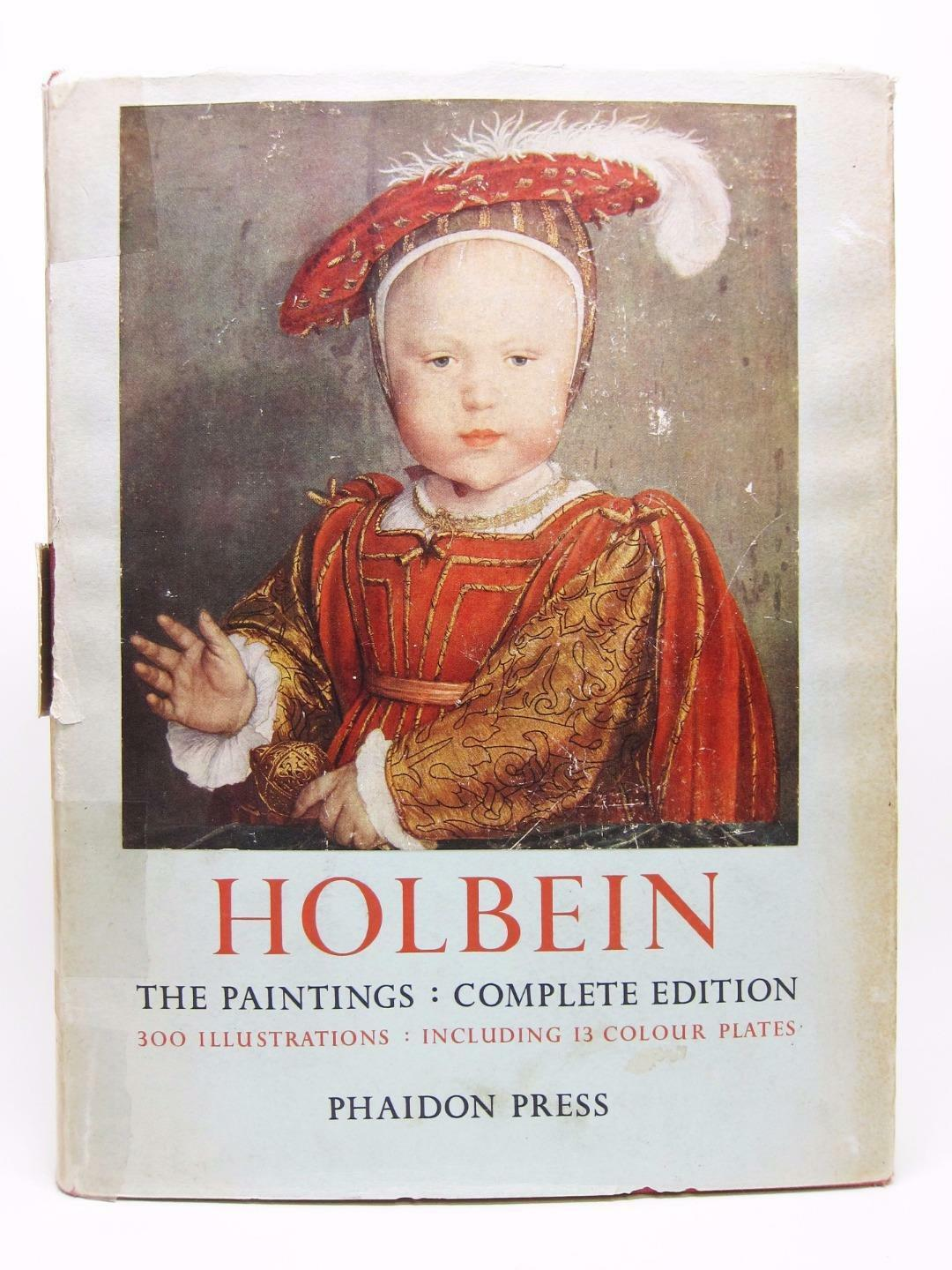 The Paintings of Hans Holbein