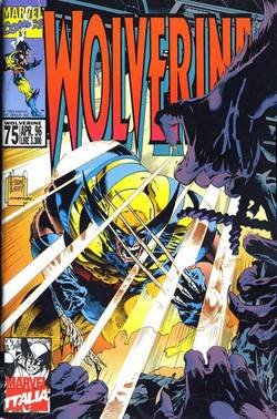 Wolverine n. 75